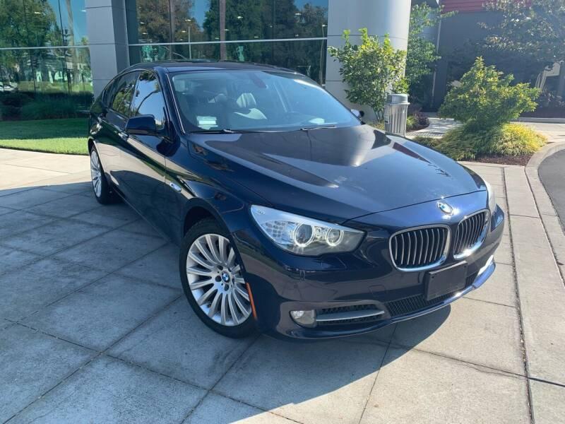 2012 BMW 5 Series for sale at Top Motors in San Jose CA