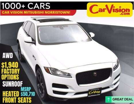 2018 Jaguar F-PACE for sale at Car Vision Buying Center in Norristown PA