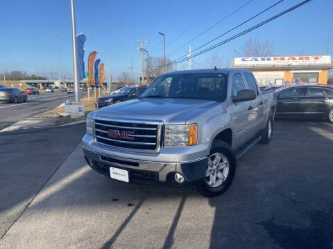 2012 GMC Sierra 1500 for sale at CARMART Of New Castle in New Castle DE