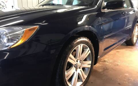 2013 Chrysler 200 for sale at CESSNA MOTORS INC in Bedford PA