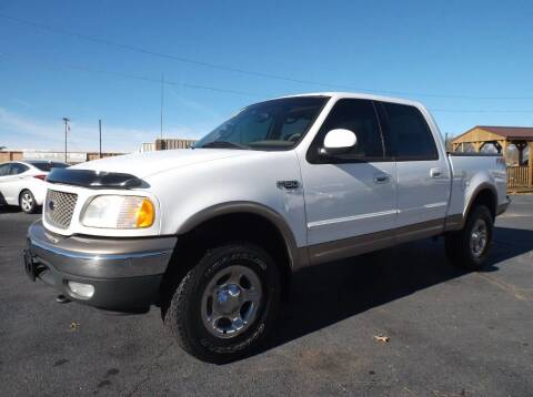 2001 Ford F-150 for sale at Cars R Us in Chanute KS