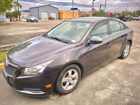 2014 Chevrolet Cruze for sale at Southeast Auto Inc in Baton Rouge LA