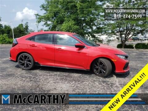 2018 Honda Civic for sale at Mr. KC Cars - McCarthy Hyundai in Blue Springs MO