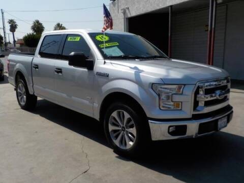 2015 Ford F-150 for sale at Bell's Auto Sales in Corona CA