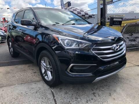 2017 Hyundai Santa Fe Sport for sale at GW MOTORS in Newark NJ