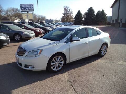 2012 Buick Verano for sale at Budget Motors in Sioux City IA