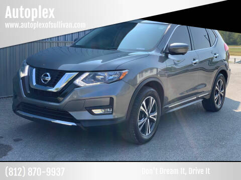 2017 Nissan Rogue for sale at Autoplex in Sullivan IN