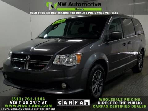 2017 Dodge Grand Caravan for sale at NW Automotive Group in Cincinnati OH