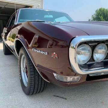 1968 Pontiac Firebird for sale at Classic Car Deals in Cadillac MI