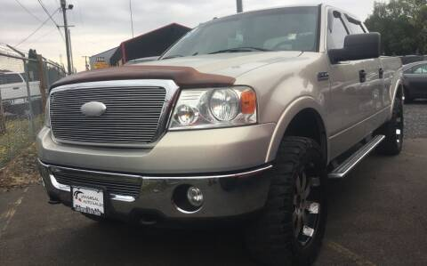 2006 Ford F-150 for sale at Universal Auto INC in Salem OR