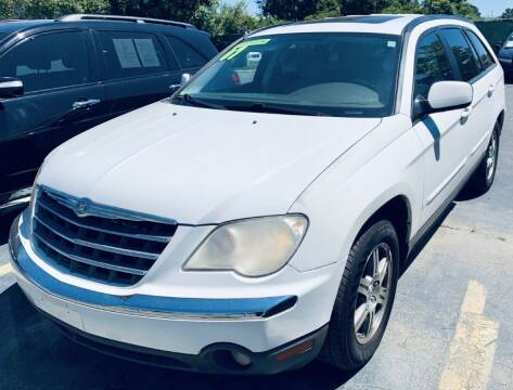 2007 Chrysler Pacifica for sale at RD Motors, Inc in Charlotte NC