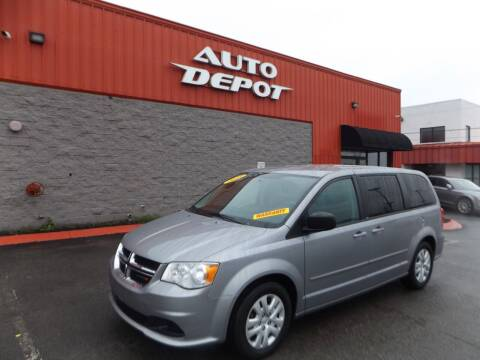 2013 Dodge Grand Caravan for sale at Auto Depot - Madison in Madison TN
