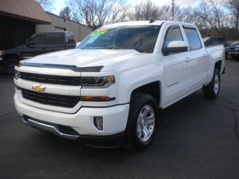 2016 Chevrolet Silverado 1500 for sale at Houser & Son Auto Sales in Blountville TN