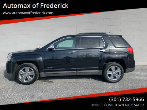 2015 GMC Terrain for sale at Automax of Frederick in Frederick MD