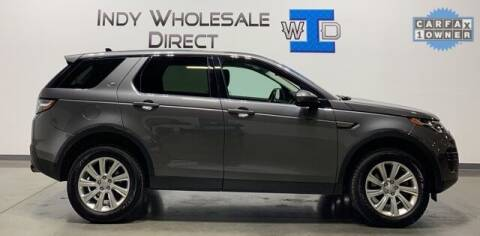 2016 Land Rover Discovery Sport for sale at Indy Wholesale Direct in Carmel IN