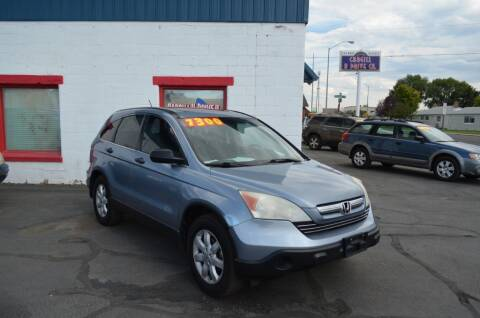 2008 Honda CR-V for sale at CARGILL U DRIVE USED CARS in Twin Falls ID
