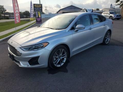 2019 Ford Fusion for sale at G. B. ENTERPRISES LLC in Crossville AL