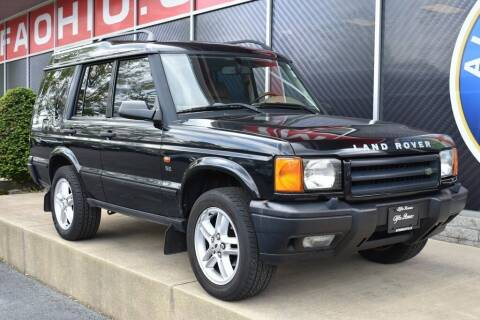 2002 Land Rover Discovery Series II for sale at Alfa Romeo & Fiat of Strongsville in Strongsville OH