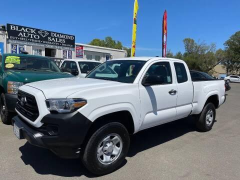 2017 Toyota Tacoma for sale at Black Diamond Auto Sales Inc. in Rancho Cordova CA