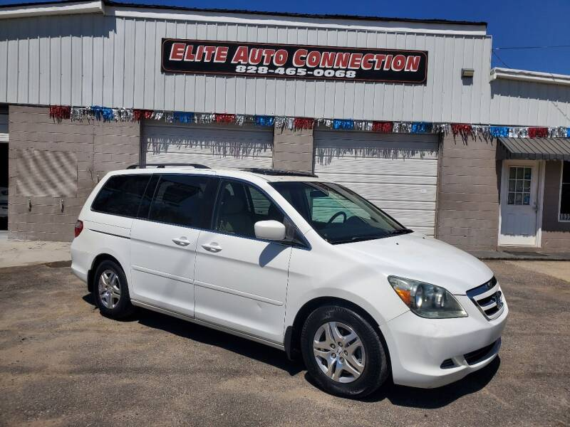 2007 Honda Odyssey for sale at Elite Auto Connection in Conover NC