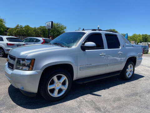 2013 Chevrolet Avalanche for sale at BWK of Columbia in Columbia SC