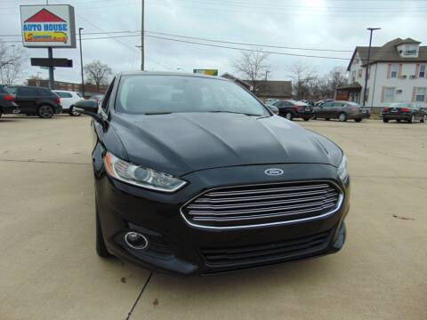 2016 Ford Fusion for sale at Auto House Superstore in Terre Haute IN
