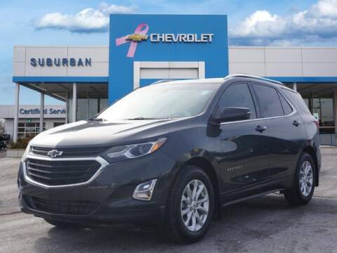2018 Chevrolet Equinox for sale at Suburban Chevrolet of Ann Arbor in Ann Arbor MI