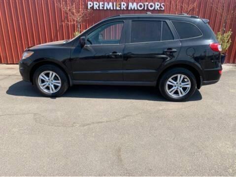 2011 Hyundai Santa Fe for sale at PREMIERMOTORS  INC. in Milton Freewater OR