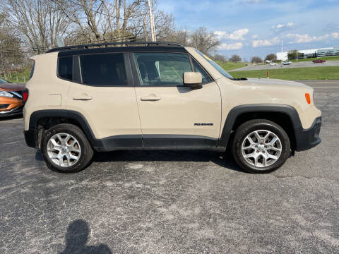 2015 Jeep Renegade for sale at Westview Motors in Hillsboro OH