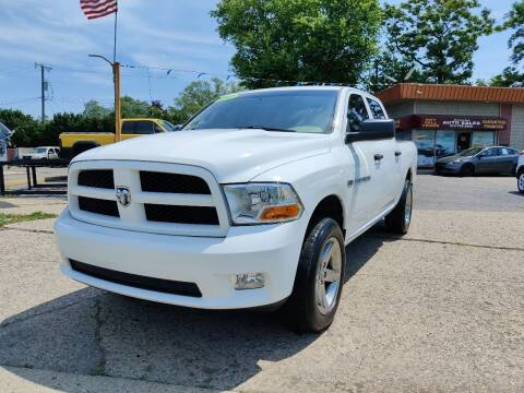 2012 RAM Ram Pickup 1500 for sale at Lamarina Auto Sales in Dearborn Heights MI