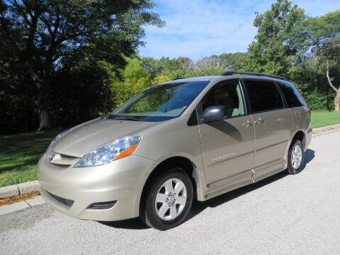 2008 Toyota Sienna for sale at EZ Motorcars in West Allis WI