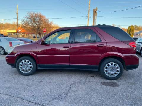 2006 Buick Rendezvous for sale at RIVERSIDE AUTO SALES in Sioux City IA