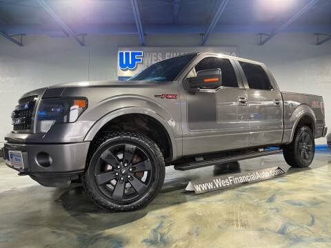 2013 Ford F-150 for sale at Wes Financial Auto in Dearborn Heights MI
