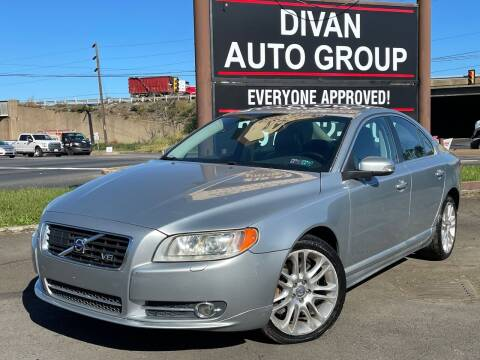 2007 Volvo S80 for sale at Divan Auto Group - 3 in Feasterville PA