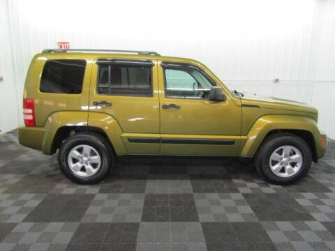 2012 Jeep Liberty for sale at Michigan Credit Kings in South Haven MI