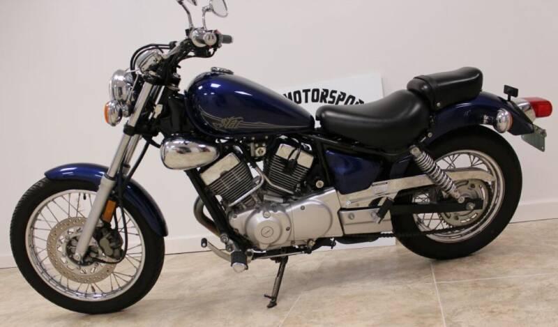2013 Yamaha XV250 D/C VSTAR for sale at Texotic Motorsports in Houston TX