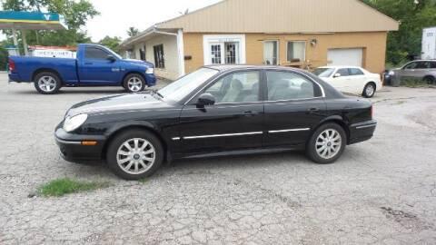 2004 Hyundai Sonata for sale at Tates Creek Motors KY in Nicholasville KY