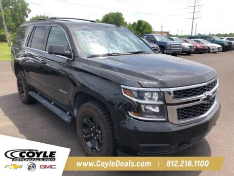 2019 Chevrolet Tahoe for sale at COYLE GM - COYLE NISSAN - New Inventory in Clarksville IN