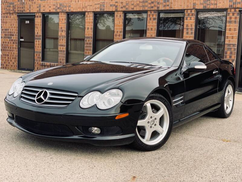 2003 Mercedes-Benz SL-Class for sale at Supreme Carriage in Wauconda IL