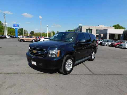 2013 Chevrolet Tahoe Hybrid for sale at Paniagua Auto Mall in Dalton GA