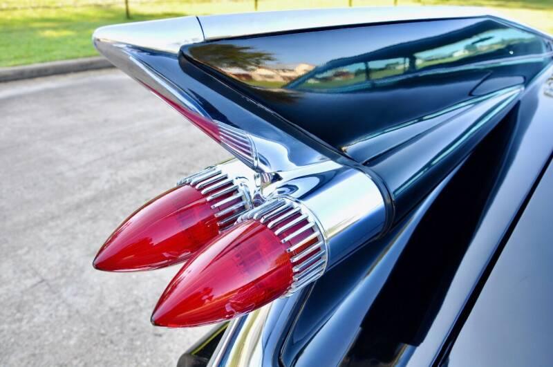 1959 Cadillac DeVille 2 Door Hard Top - Lufkin TX