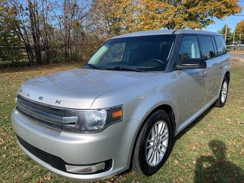 2015 Ford Flex for sale at CItywide Auto Credit in Oregon OH