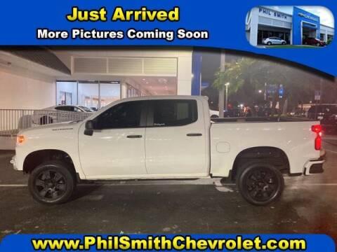 2019 Chevrolet Silverado 1500 for sale at PHIL SMITH AUTOMOTIVE GROUP - Phil Smith Chevrolet in Lauderhill FL