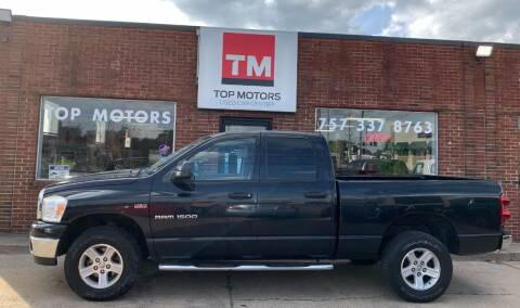 2007 Dodge Ram Pickup 1500 for sale at Top Motors LLC in Portsmouth VA