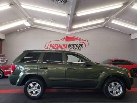 2007 Jeep Grand Cherokee for sale at Premium Motors in Villa Park IL