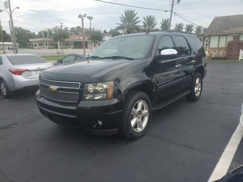 2007 Chevrolet Tahoe for sale at Riviera Auto Sales South in Daytona Beach FL