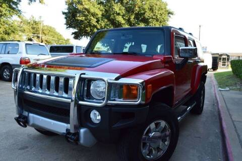 2008 HUMMER H3 for sale at E-Auto Groups in Dallas TX