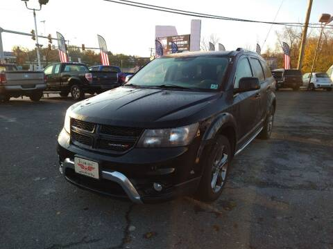 2016 Dodge Journey for sale at P J McCafferty Inc in Langhorne PA