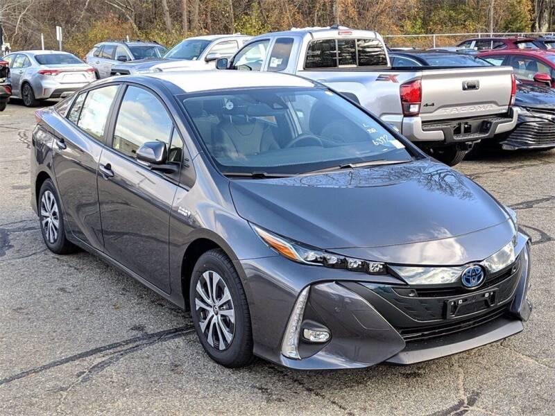 2021 Toyota Prius Prime for sale in Woburn, MA