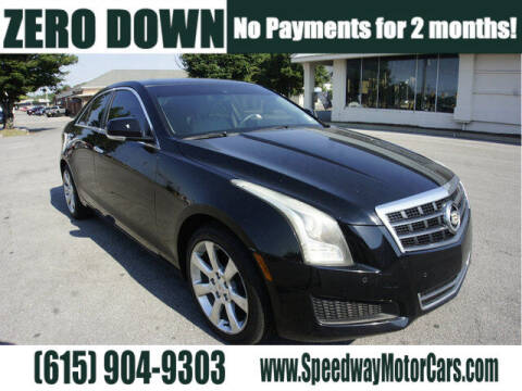 2014 Cadillac ATS for sale at Speedway Motors in Murfreesboro TN